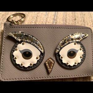 Kate Spade Owl Keychain Wallet
